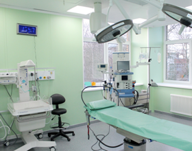 операционная дородового отделения