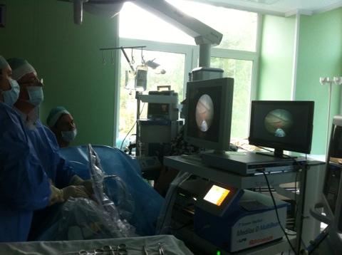 высокотехнологичная операция