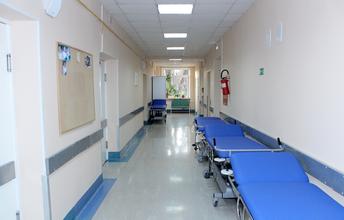холл родильного отделения